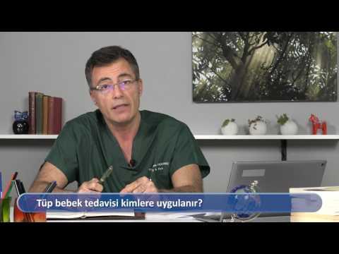 Tüp Bebek Tedavisi Kimlere Uygulanır? -Prof. Dr. Cem Fıçıcıoğlu