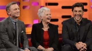 Download DANIEL CRAIG: Shirtless & Sexy James Bond (The Graham Norton Show) Mp3 and Videos