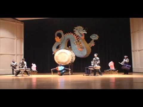 PBA Taiko 2010 Wisdom of The Dragon (Part 2: Wisdom of The Dragon)