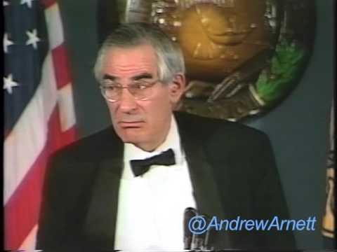 THE ARNETT FILES # 005: David Halberstam @National Press Club (Part 2)