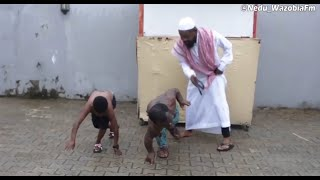 Download nedu wazobia fm - Alhaji Musa Comedy - ALHAJI MIUSA - CUSTOMER CARE SC*M