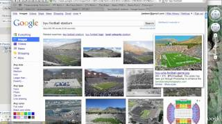 How to Embed a Photo In Google Earth Place Mark