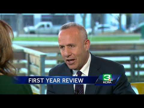 Looking back at Sacramento Mayor Darrell Steinberg's year 1