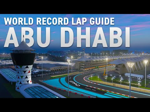 TIPS on BEATING your RIVALS on F1 2019🥇! | Abu Dhabi Track Guide | Esports 101