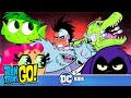 Top 10 Animation Styles | Teen Titans Go! | DC Kids