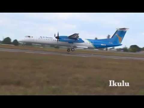 Ndege ya pili ya Air Tanzania yawasili nchini leo