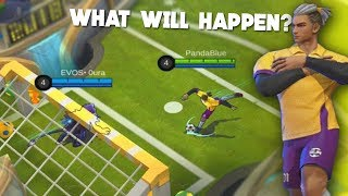 What Will Happen if The NEW Bruno Skin Scores a Goal in Mayhem Mobile Legends