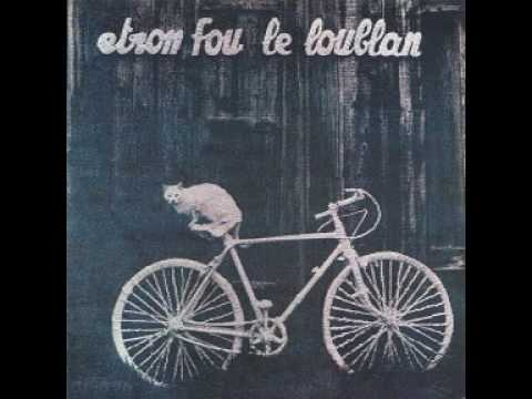 Etron Fou Leloublan - Yvett'blouse