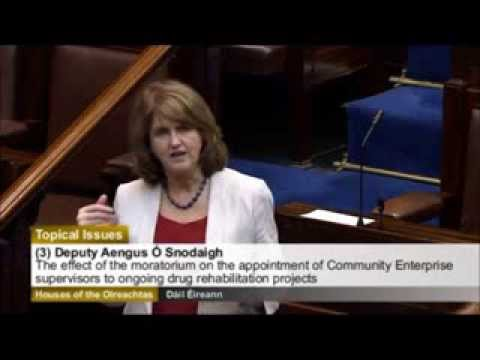 05 March 2014 Minister for Social Protection on RADE's 'A Hundred Years Ago'