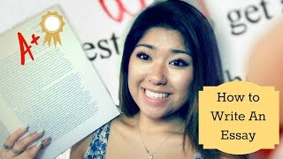 How to Write an Awesome Essay | My Method