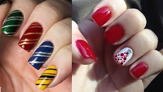 Natural manicure❤️ Everyday nail art by cute nails #3