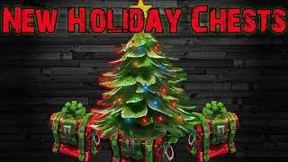 Neue FORTNITE Weihnachtsbaum Truhe Spawns + geheime Orte - V.1.11 Holiday Event