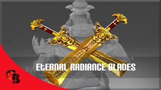 Dota 2: Store - Alchemist - Eternal Radiance Blades [Immortal]