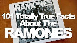 101 Totally True Facts About the Ramones