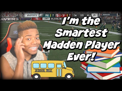 Donovan Mcnabb Exposes the Defense! PS4 VS XBOX Pt.3 | Madden 17 Ultimate Team Gameplay