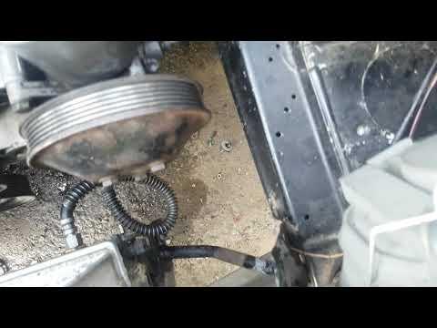 Как снять голвку 102 двигатель