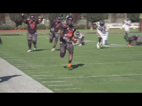 Reedley College tops Merced College 49-14
