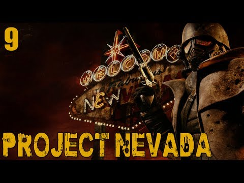 The Great Adventures of PeaceQueefer #9 (Fallout New Vegas - Project Nevada Mod)