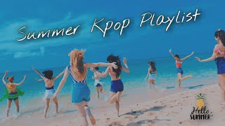 🌅 SUMMER KPOP PLAYLIST |❤️ Girl Group Ver.