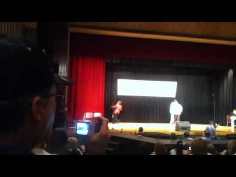 2012 Dracut Senior High School Senior skit part 1