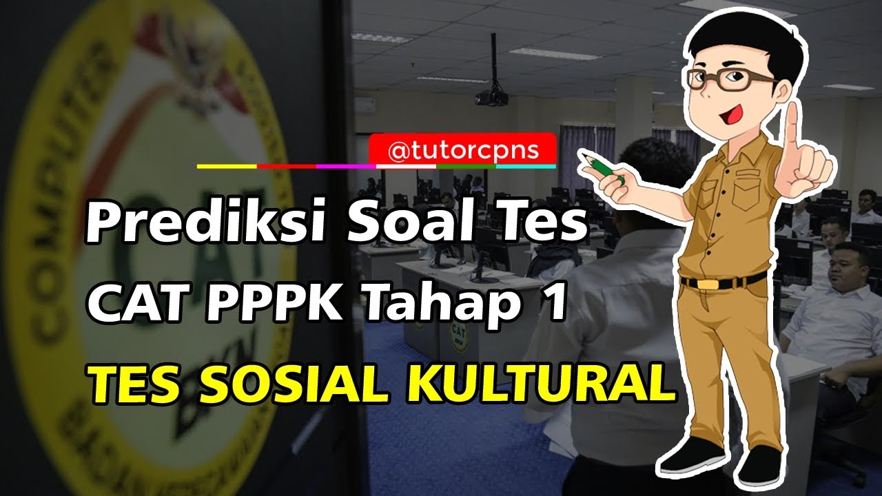 Contoh Soal P3k Bentuk Soal Tes Pppk Honorer 2019 Kompetensi Tes Manajerial Icpns