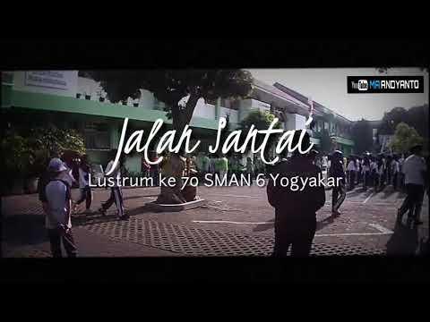 Lustrum ke 70 SMAN 6 YOGYAKARTA | JALAN SEHAT
