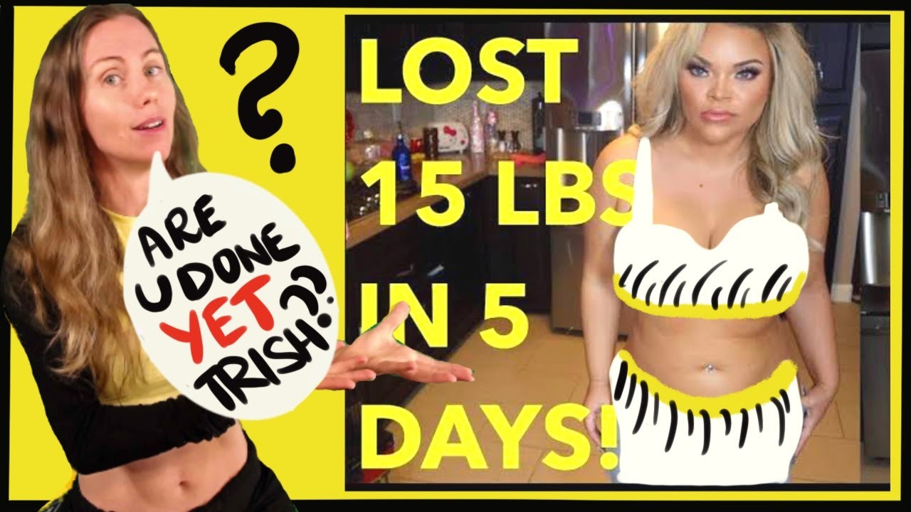 Why is Trisha Paytas (clinically) obese? Freelee responds.