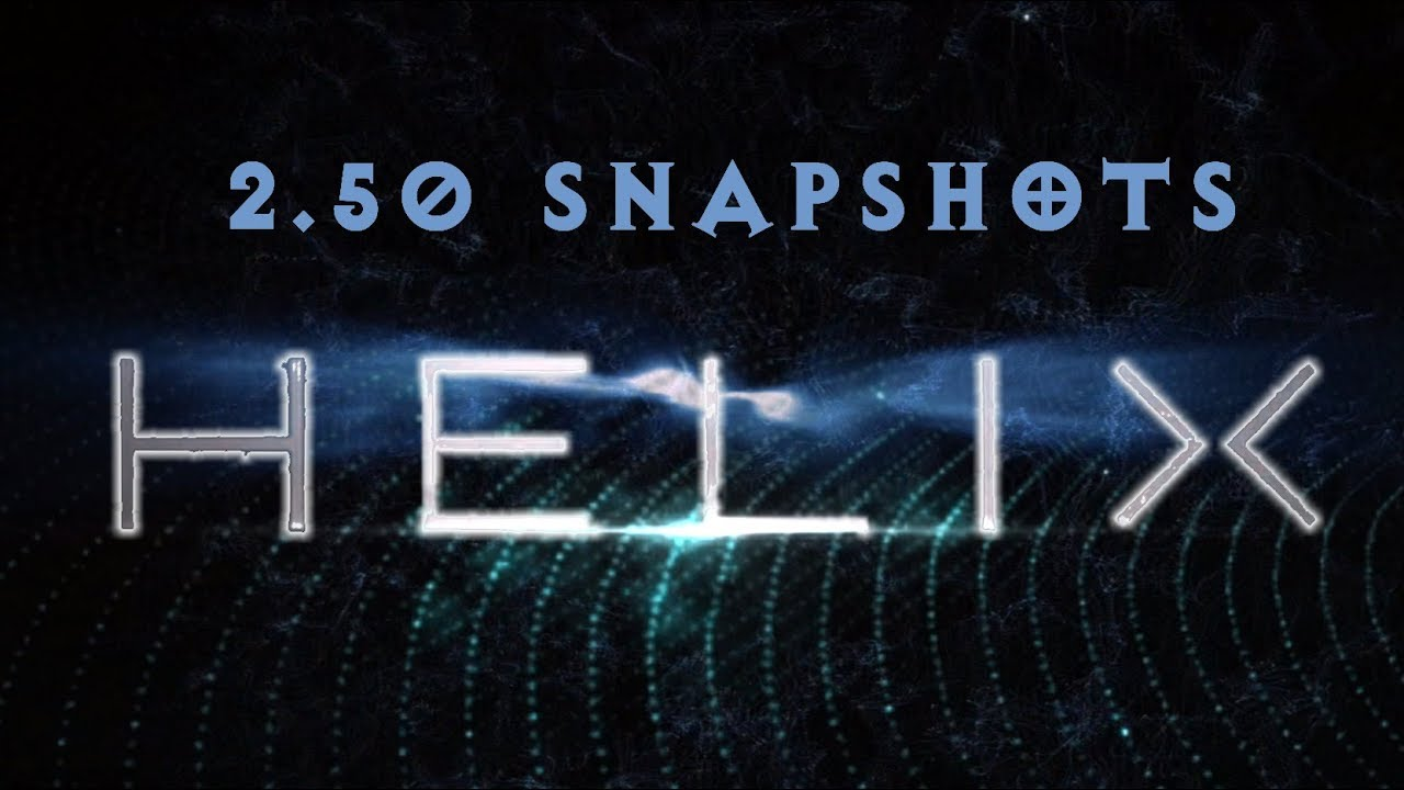 Line 6 Helix Synth Drone Snapshots Patch demo - by Glenn DeLaune