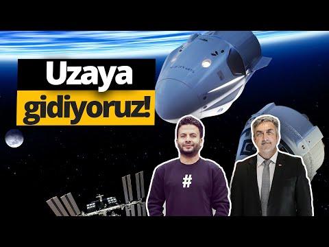 Türkiye Uzay Ajansı ile Ertelenen Uçuşu İzledik