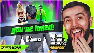 WINNING The Apprentice In GTA 5 RP!