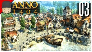 Anno 1404 Venice - Ep.03 : We Are in Trouble!