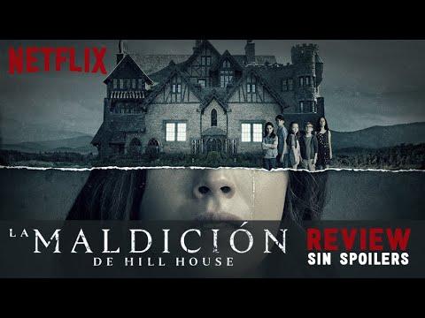La Maldicion De Hill House De Netflix The Haunting Of Hill House Critica Review Sala 1 Youtube