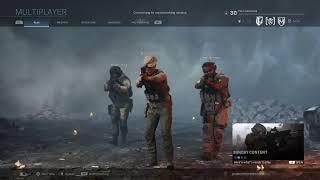 LAST NIGHT OF THE BETA NUKE ??? (Modern Warfare Beta Gameplay)