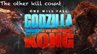 Godzilla Vs Kong (2021) Kill Count [Spoilers]