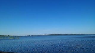видео Отдых и рыбалка на чудском озере база друг