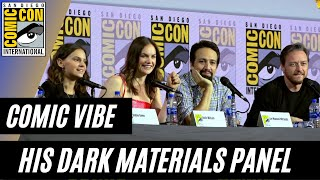 His Dark Materials Panel (Full) | San Diego Comic Con Panel