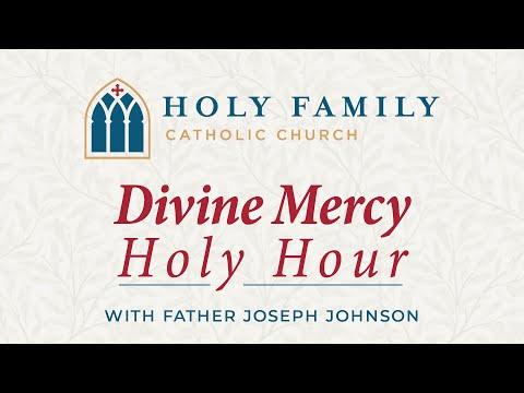 Divine Mercy Devotions April 19, 2020