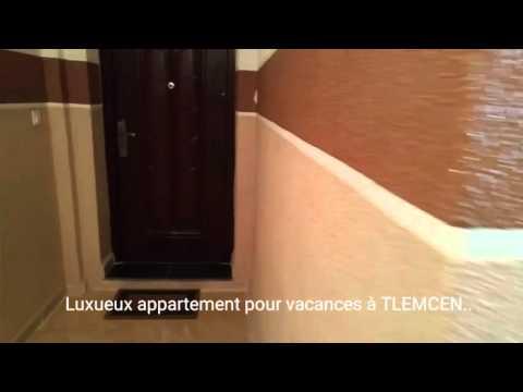 Luxueux appartement pour vacances à TLEMCEN