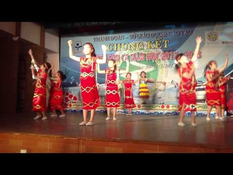 Lê Băng Giang - Horen lên rẫy - Chung kết sơn ca T.P Hải Phòng 2013