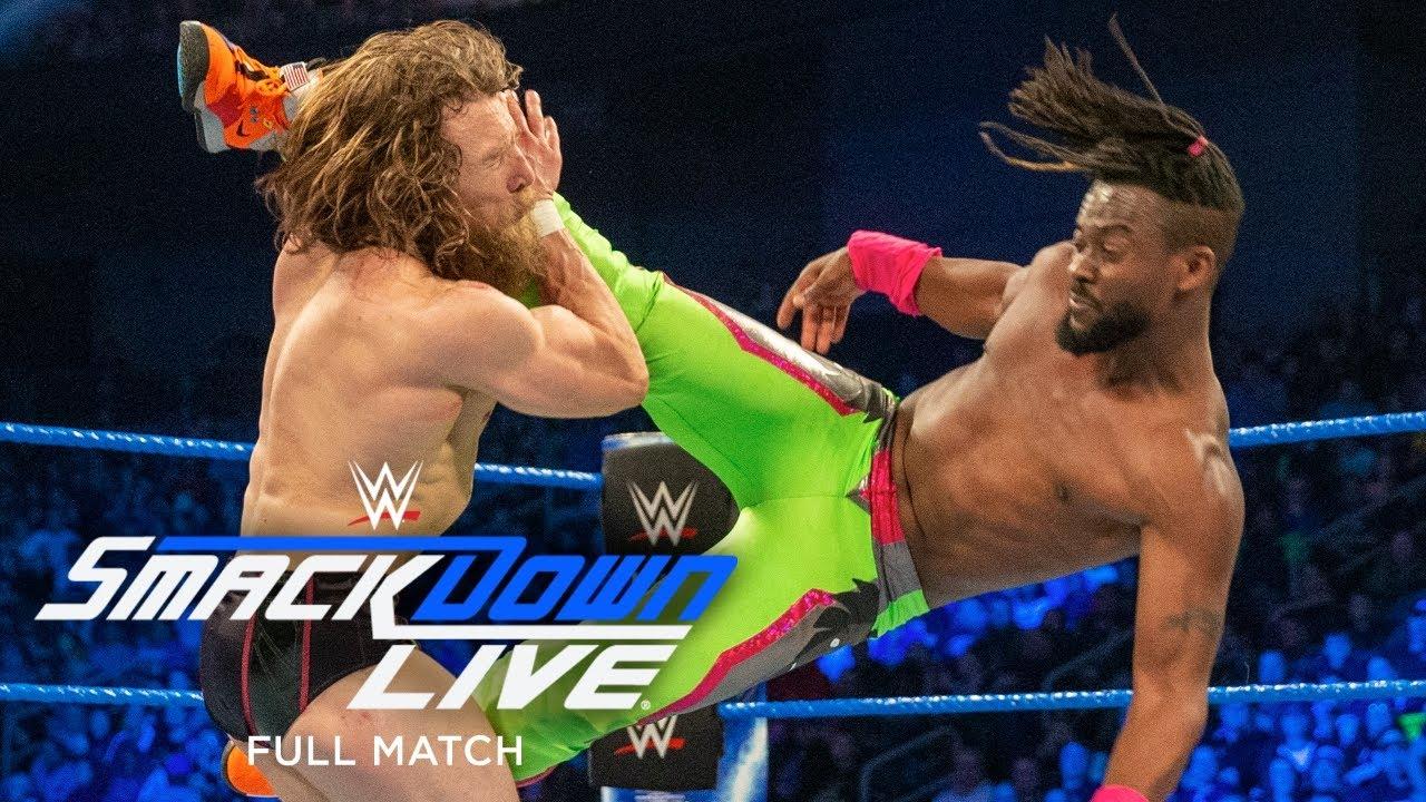 Download FULL MATCH - Six-Man Gauntlet Match: SmackDown, Feb. 12, 2019