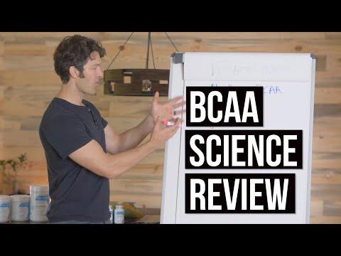 BCAA & Leucine Supplement Review