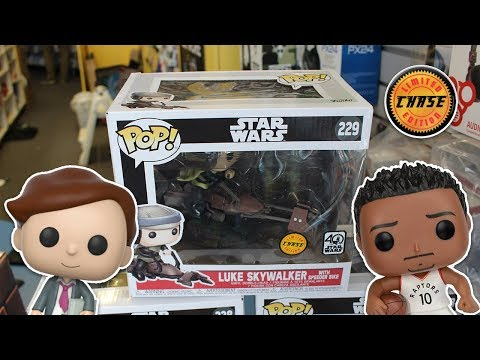Funko Pop Hunting | Star Wars Chase | ep 44
