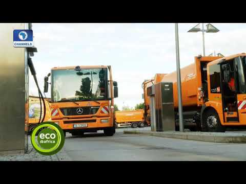 Eco@Africa: Organic Waste From Kitchen Used To Power Disposal Truck