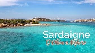 Voyage en Sardaigne : D'Olbia à Alghero