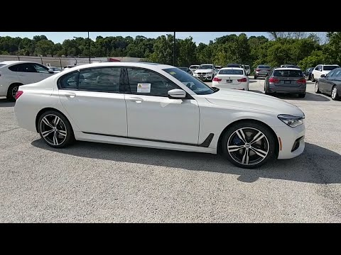 2018 BMW 750i xDrive Baltimore, Owings Mills, Pikesville, Westminster, MD 70503
