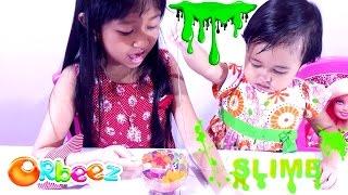 SLIME ORBEEZ 💖 Jessica Jenica Membuat ES CAMPUR dengan BLENDER Mainan 💖 Mainan Anak