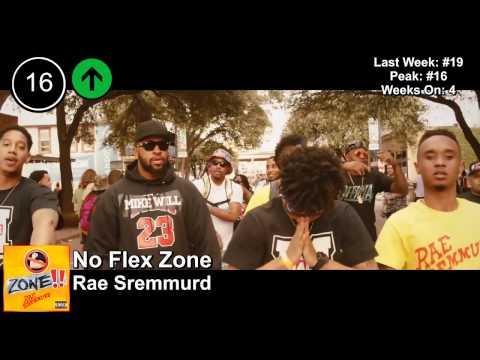 Top 25  Billboard Rap Songs  Week of August 16, 2014