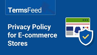Privacy Policy for E-commerce Stores Mp3