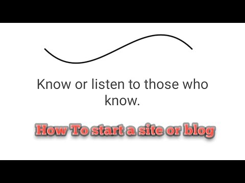 how-to-start-a-blog-|-how-to-start-a-website-|-20-august-2020