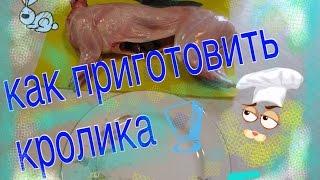Как вкусно приготовить кролика. Приготовить кролика сочным и мягким(Это видео можно смотреть в HD Видео о том, как разделать кролика смотри здесь: https://youtu.be/0fQu62L2th4 (Как разделать..., 2016-09-09T17:42:27.000Z)
